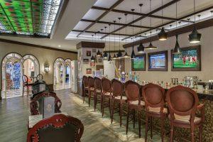 bar in hotel delphin imperial