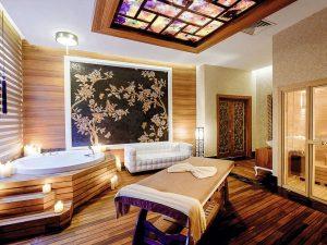De spa van Hotel Delphin Imperial